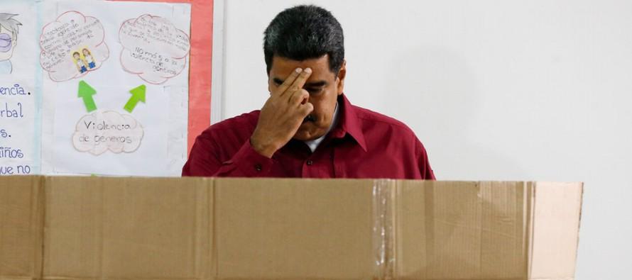 En mayo, el presidente de Venezuela, Nicolás Maduro, se mofó de la comunidad...