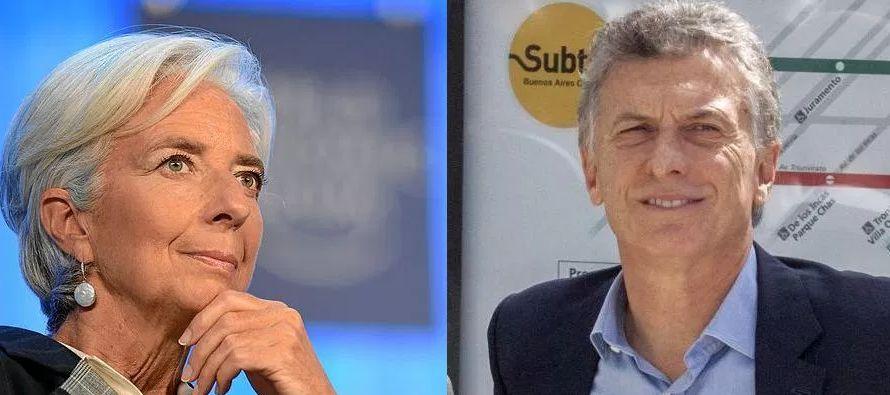 A poco de incorporarse al organismo, Argentina obtuvo su primer crédito, por 75 millones de...