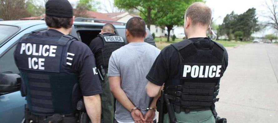 El Servicio de Inmigración y Aduanas de EU (ICE) señaló este jueves que el...