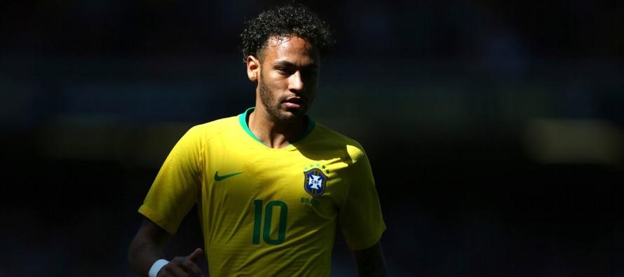 Para hacer un buen papel en el campeonato, el equipo dependerá de Neymar, el único...