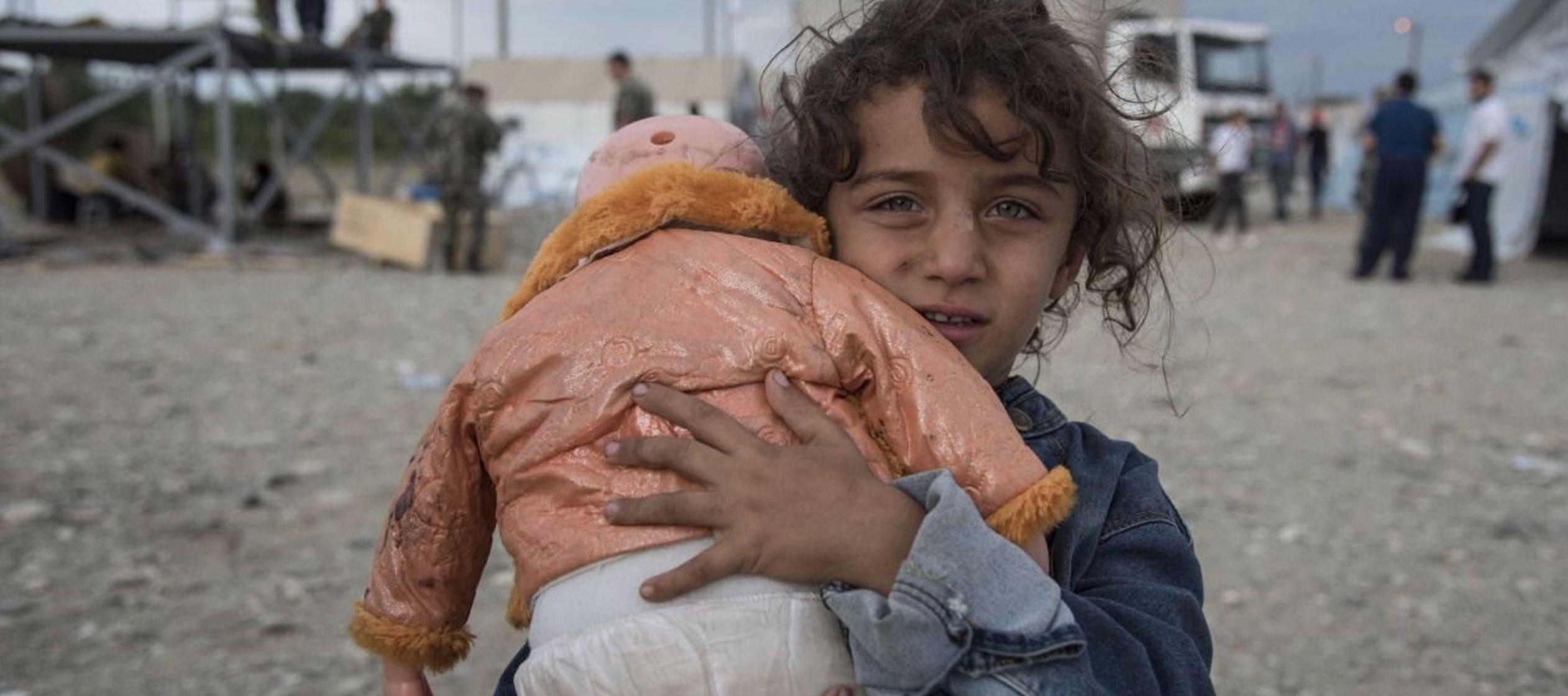 Hasta los reporteros enviados en zona de conflicto están comenzando a entender el problema...