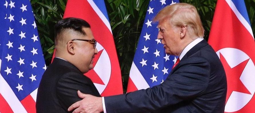 Su nuevo estatus alcanzó hoy su punto álgido en Singapur con la cumbre que...