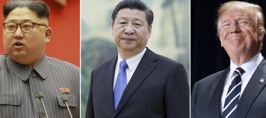 """""""Me gustaría que los dos (Pekín y Seúl) estuvieran involucrados"""",..."""