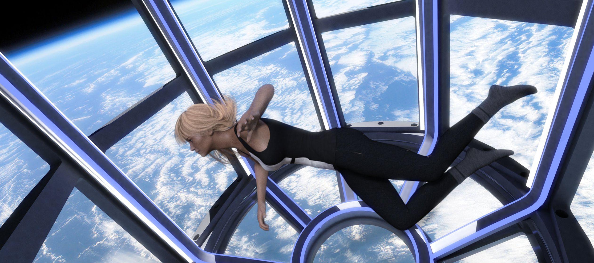 """""""Los chicos que están a la cabeza de Blue Origin, al igual que Virgin Galactic,..."""