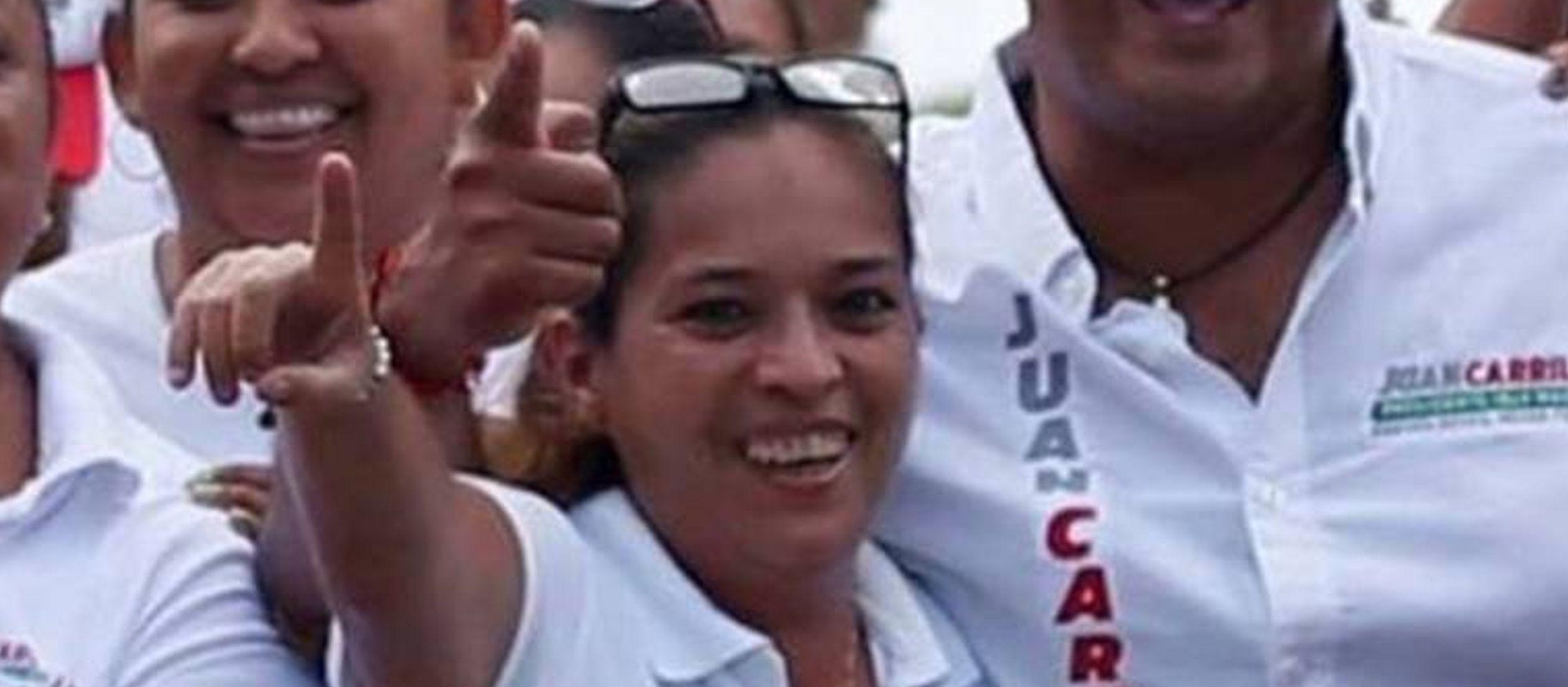 Rosely Magaña aspiraba a un cargo en el ayuntamiento de Isla Mujeres por el oficialista...