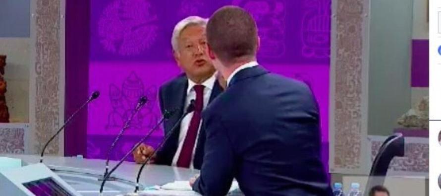 El líder izquierdista Andrés Manuel López Obrador expresó su...