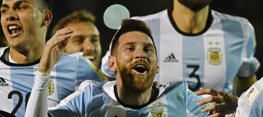 Es Lionel Messi, que en Rusia 2018 tiene un deber con la historia: subir el próximo 15 de...
