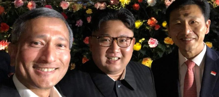 Aunque no hizo ninguna promesa firme de renunciar en un momento cercano al arsenal nuclear que...
