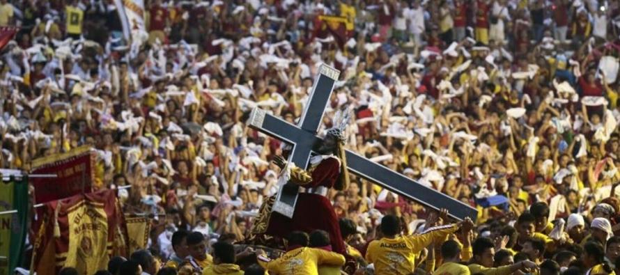 América continúa siendo el continente con mayor número de fieles, con el 48 %,...