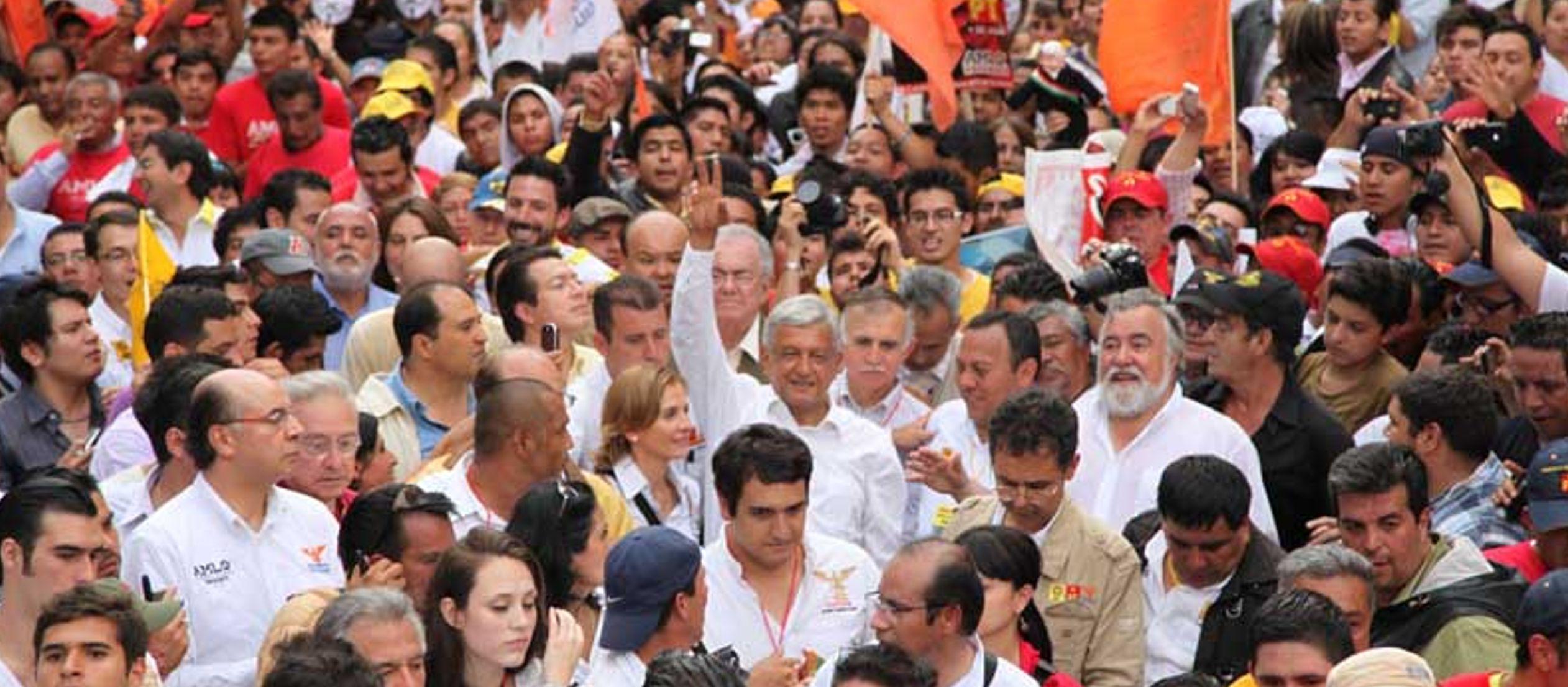 Celebrado este martes en Mérida, capital del estado de Yucatán, el tercer debate...