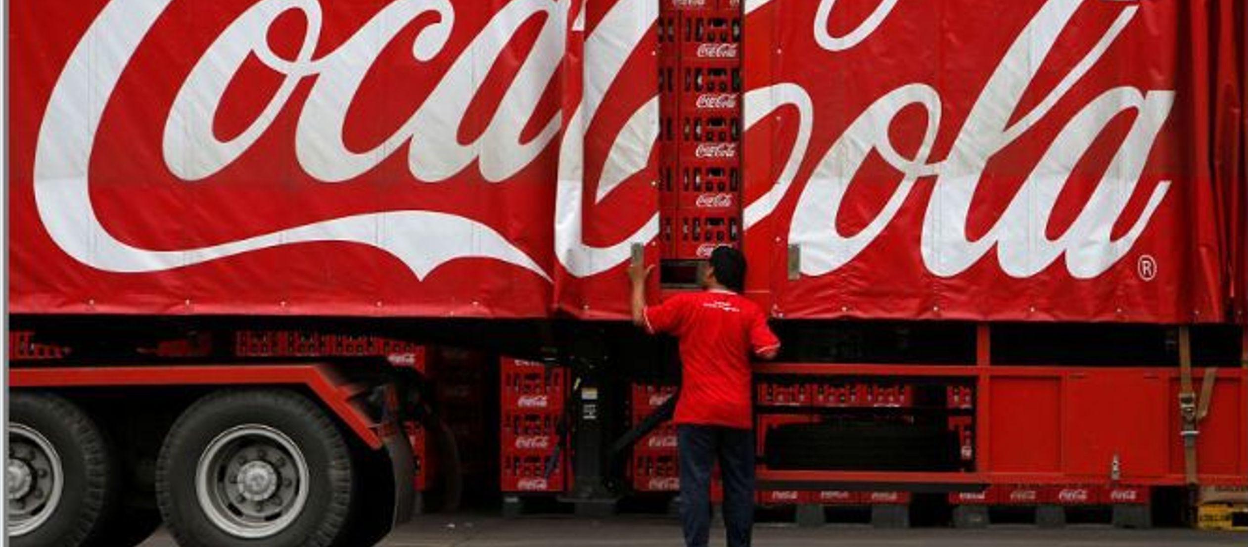 """""""La lógica más elemental sugiere que en el momento en que la empresa Coca-Cola..."""
