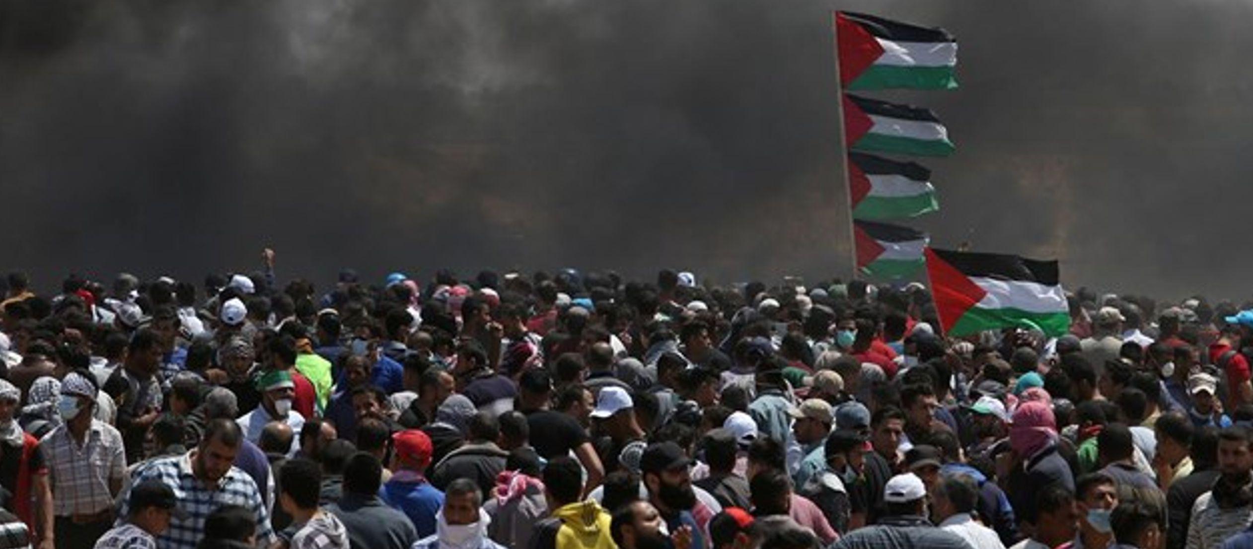 El texto, que denuncia el disparo de proyectiles desde Gaza contra zonas civiles en Israel, no...