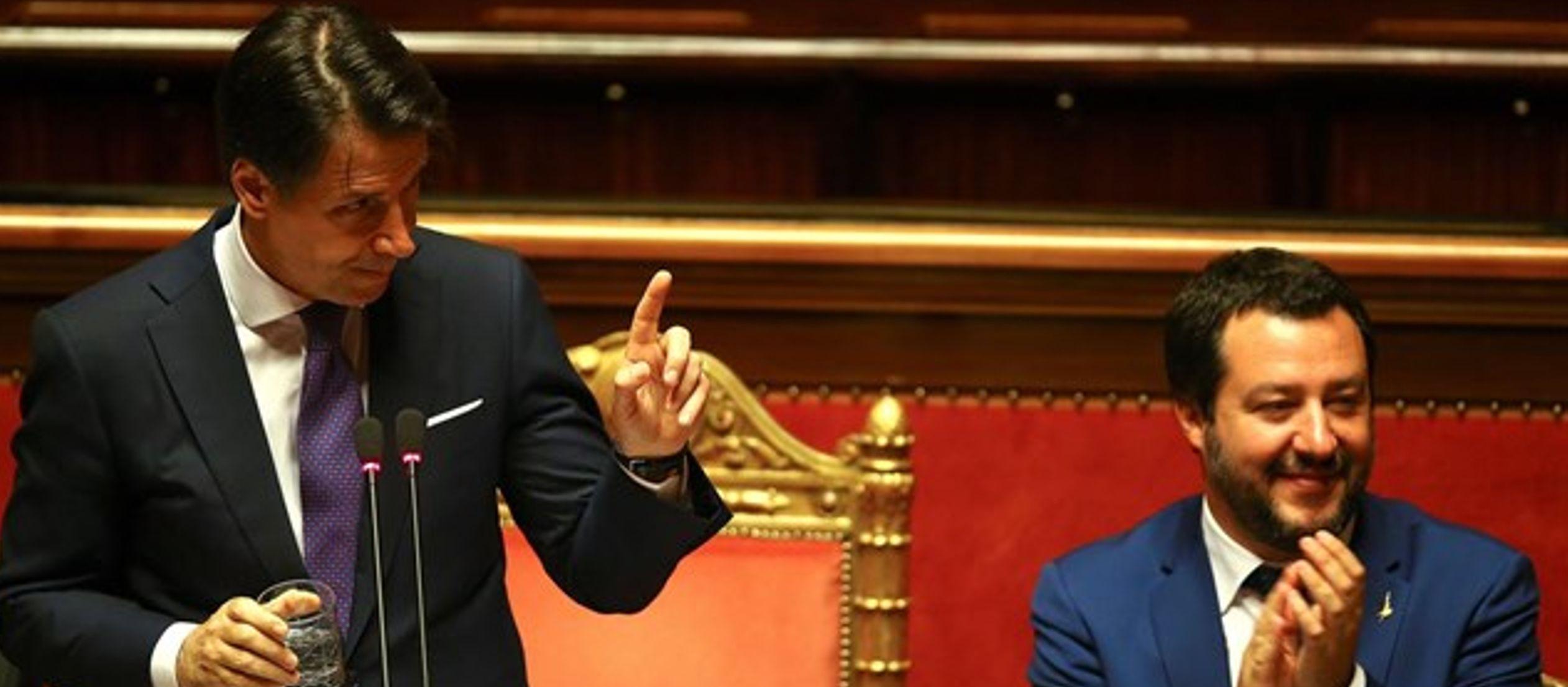 Macron se refirió al asunto durante la reunión del Consejo de Ministros, durante la...