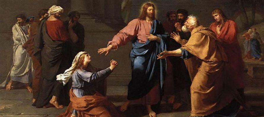 «Si, pues, al presentar tu ofrenda en el altar te acuerdas entonces de que un hermano tuyo...
