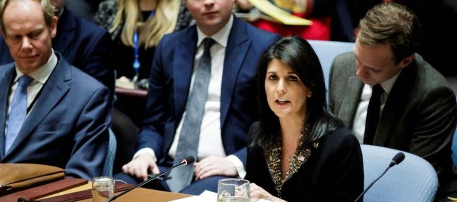 Ayer la Asamblea General de la ONU condenó a Israel por abrumadora mayoría por el uso...
