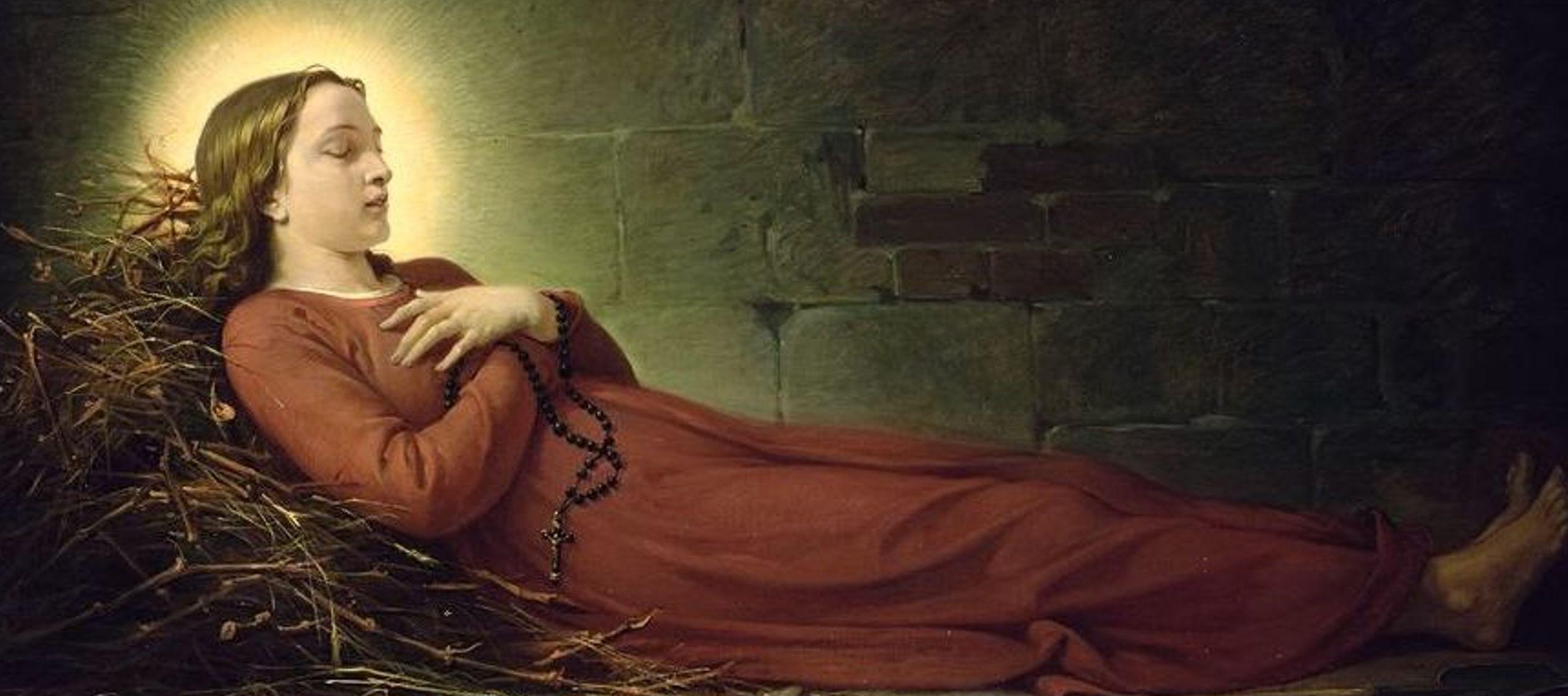 Había nacido en Pibrac, Francia, hacia 1579 porque se piensa que falleció en 1601...