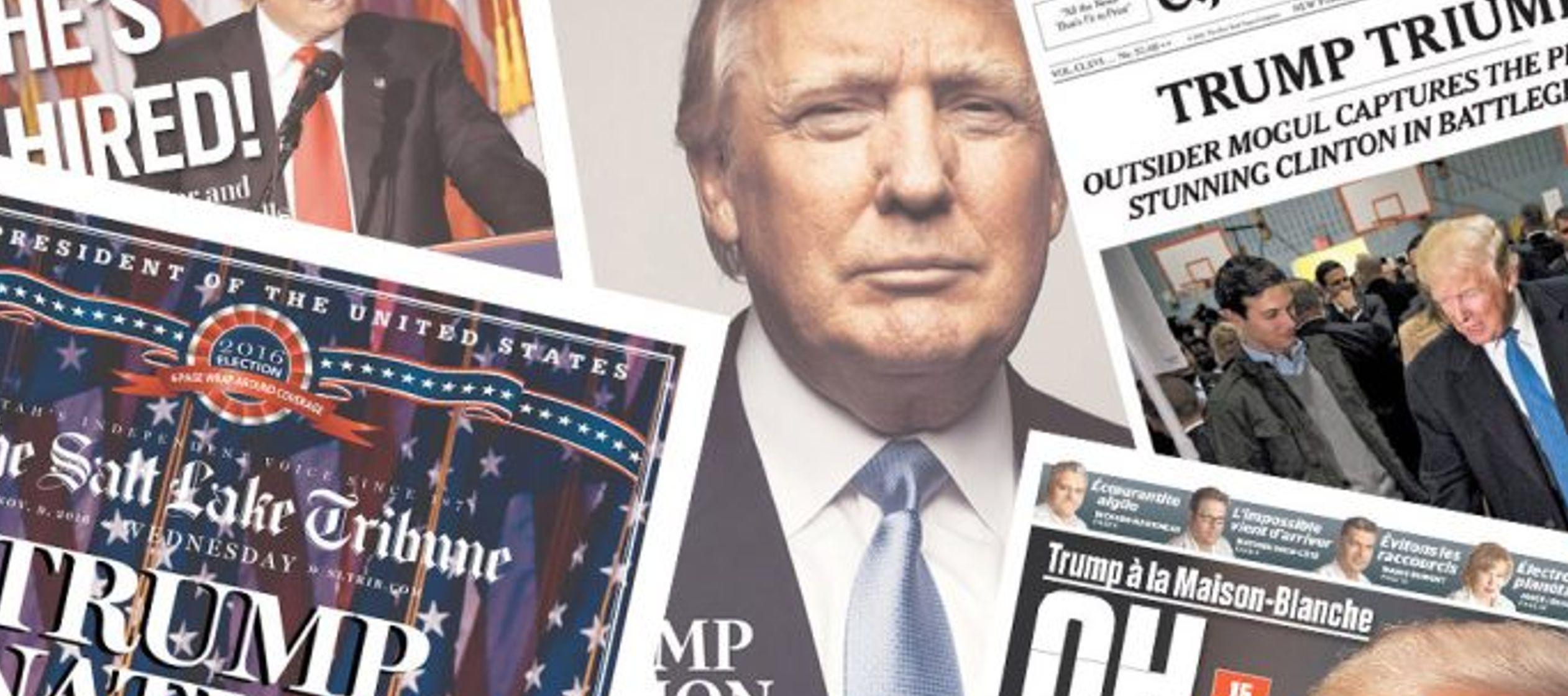 El sondeo pidió a 5.035 adultos que clasificaran publicaciones en medios en dos...