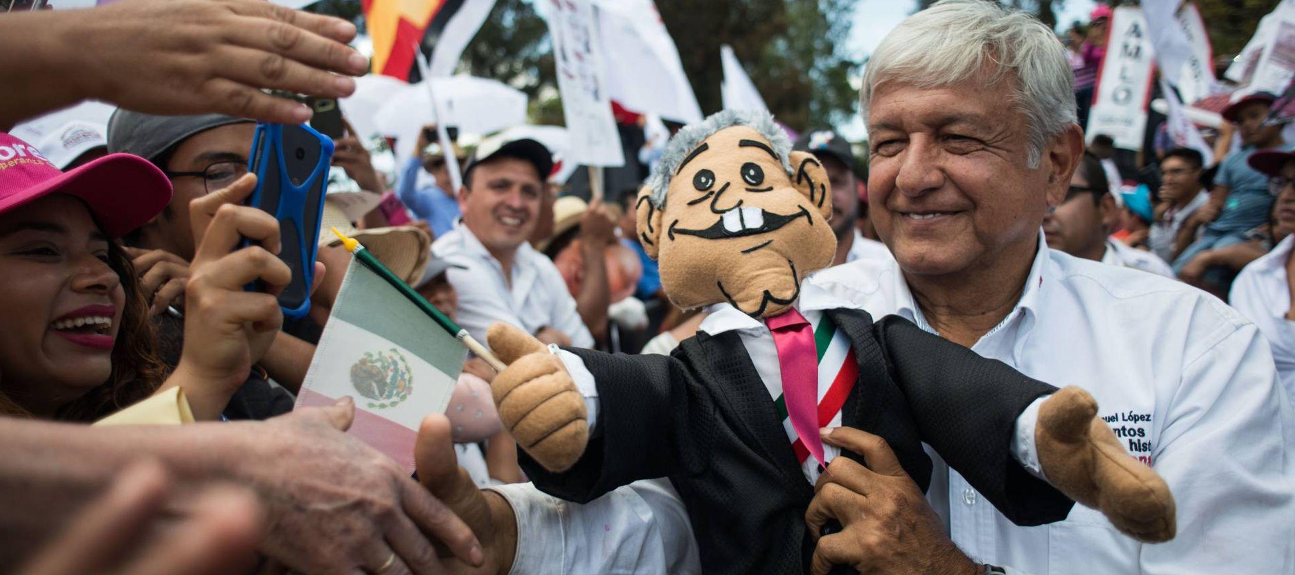 Viaje a los orígenes de López Obrador