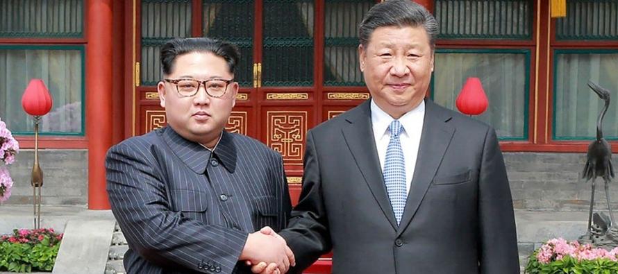"""""""La posición determinada del Gobierno y el Partido de China de reforzar las relaciones..."""