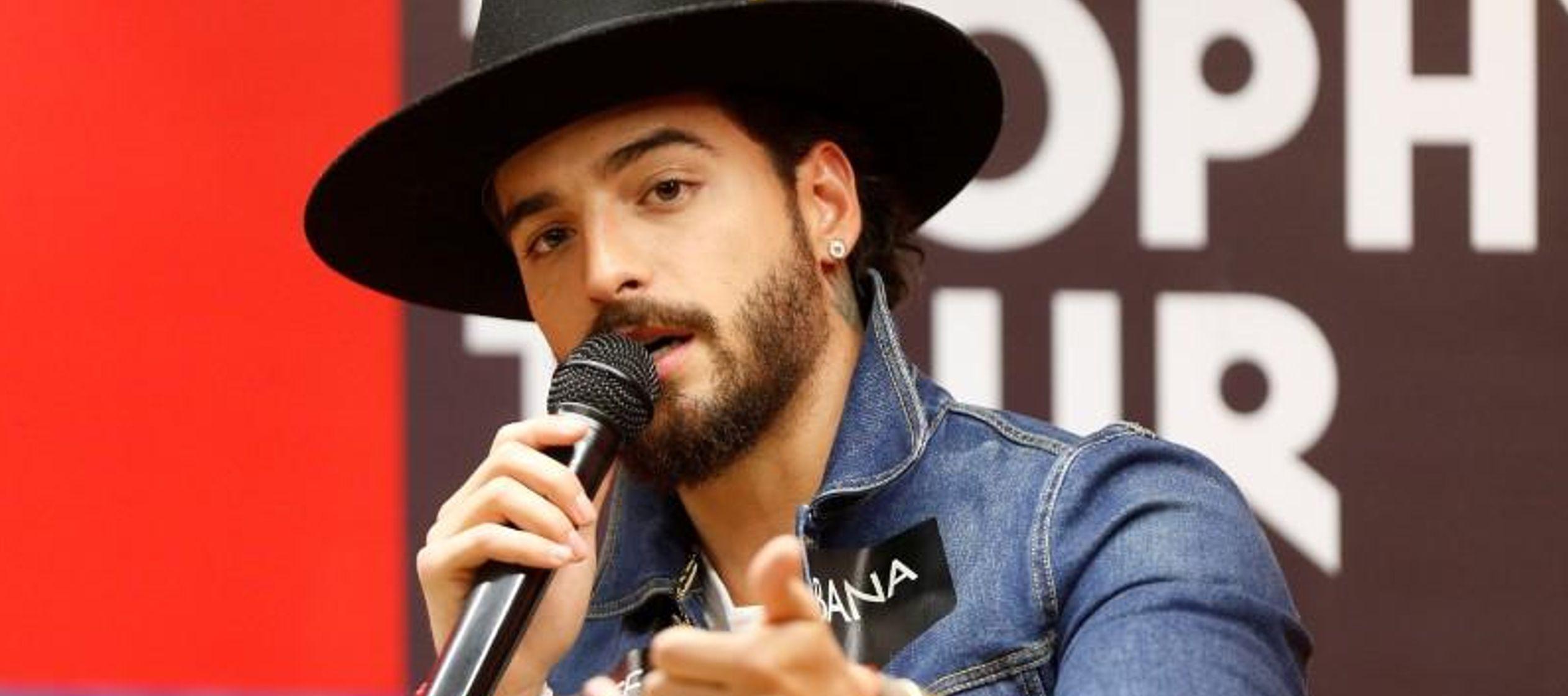 Roban 785,000 dólares en artículos de lujo a cantante colombiano Maluma durante el Mundia