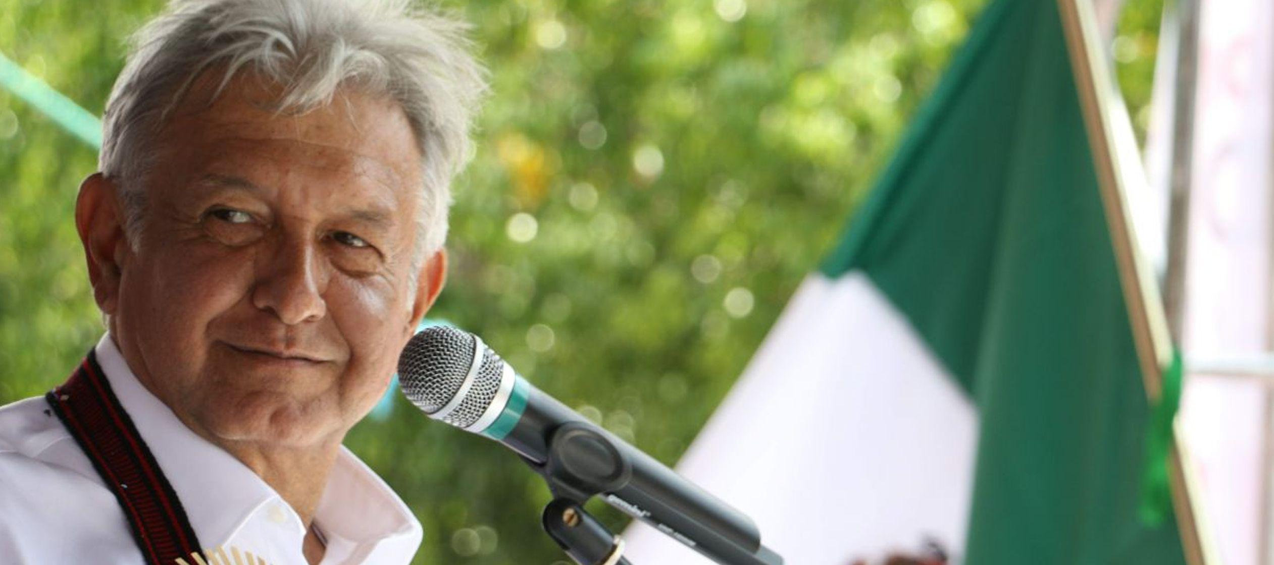 El fin del régimen tiene menos que ver con la fuerza o las virtudes de López Obrador...