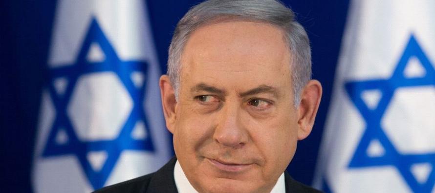 La mordaza de Netanyahu