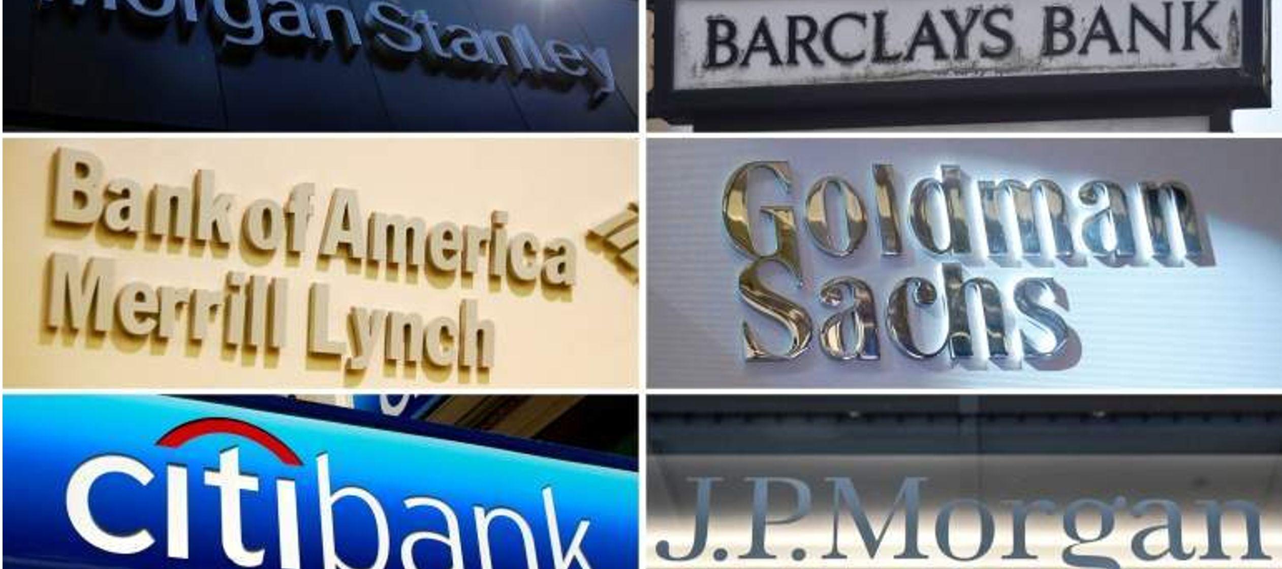 Grandes bancos de EU superan con éxito los requisitos de capital de Fed