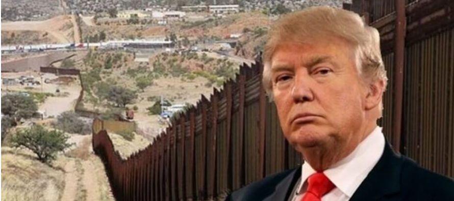 """""""Si mostramos alguna debilidad, vendrán millones"""", aseguró Trump en un..."""