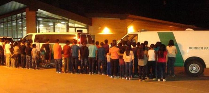 La detención se produjo al este de la población de Lukevilles y luego de que los...