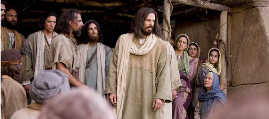 En aquel tiempo, Jesús dijo a sus discípulos: «No todo el que me diga:...