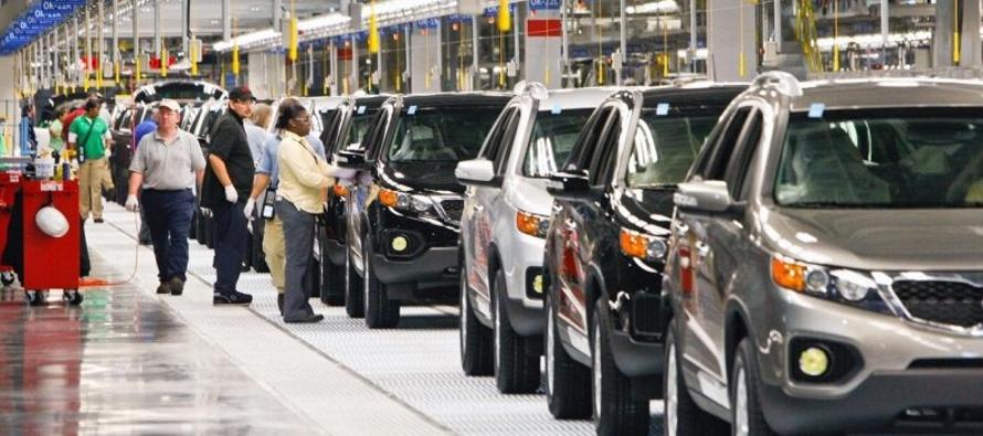 El directivo de la Asociación Mexicana de la Industria Automotriz, señaló que...