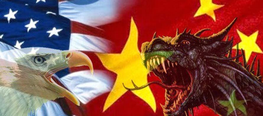 A las 00.00 horas de Washington (04.00 GMT y 12.00 horas del mediodía en China) se...