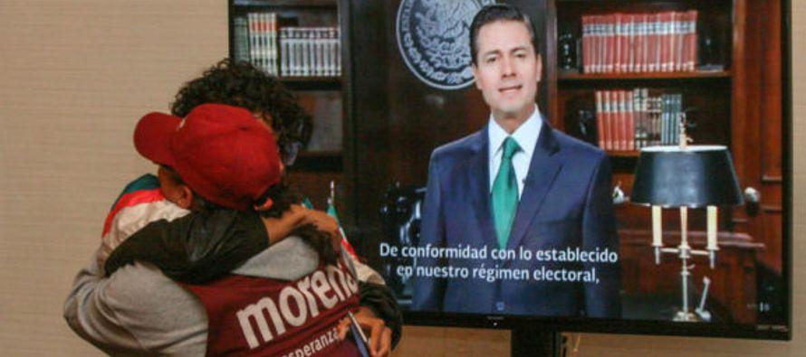 La debacle del PRI ha llegado a las páginas de los diarios mexicanos. El caricaturista Juan...