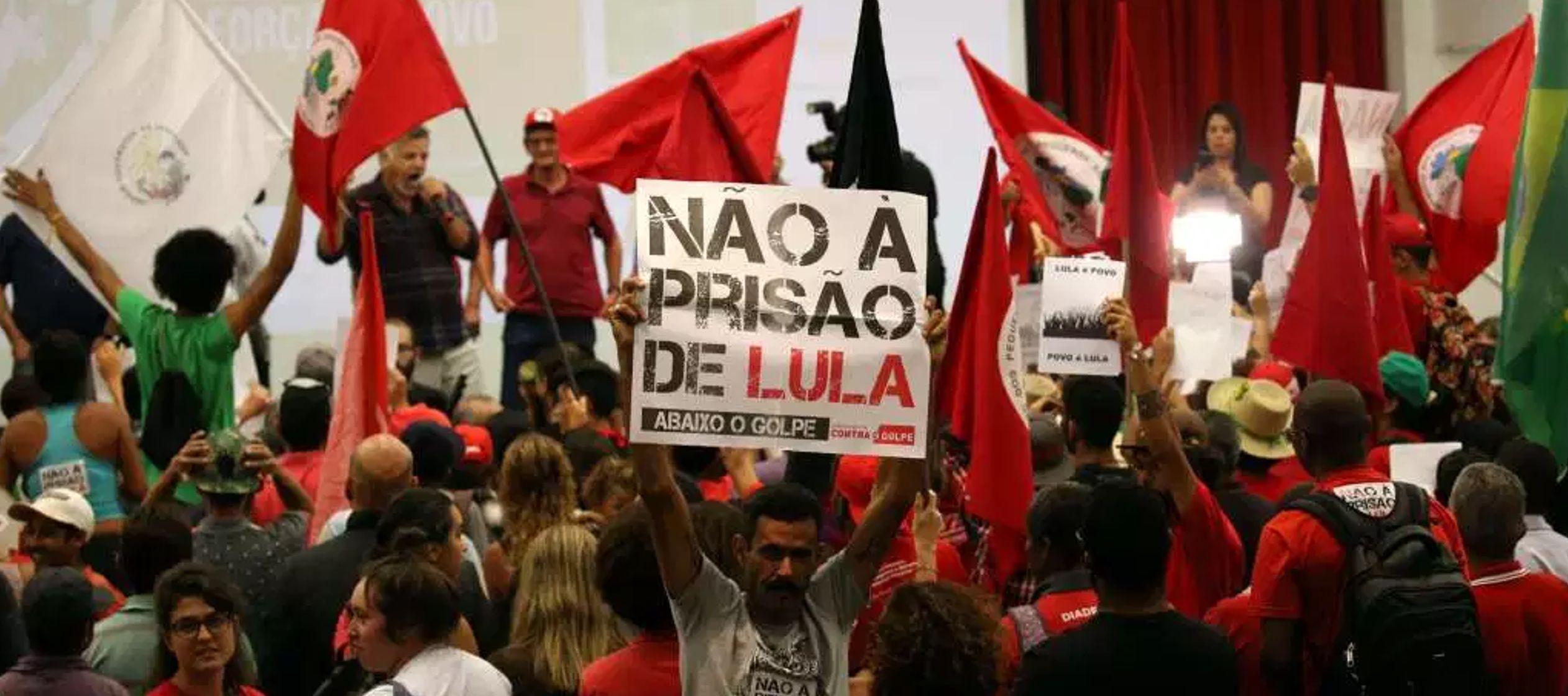 Gebran Neto revocó la liberación del exjefe de Estado, pero poco después,...