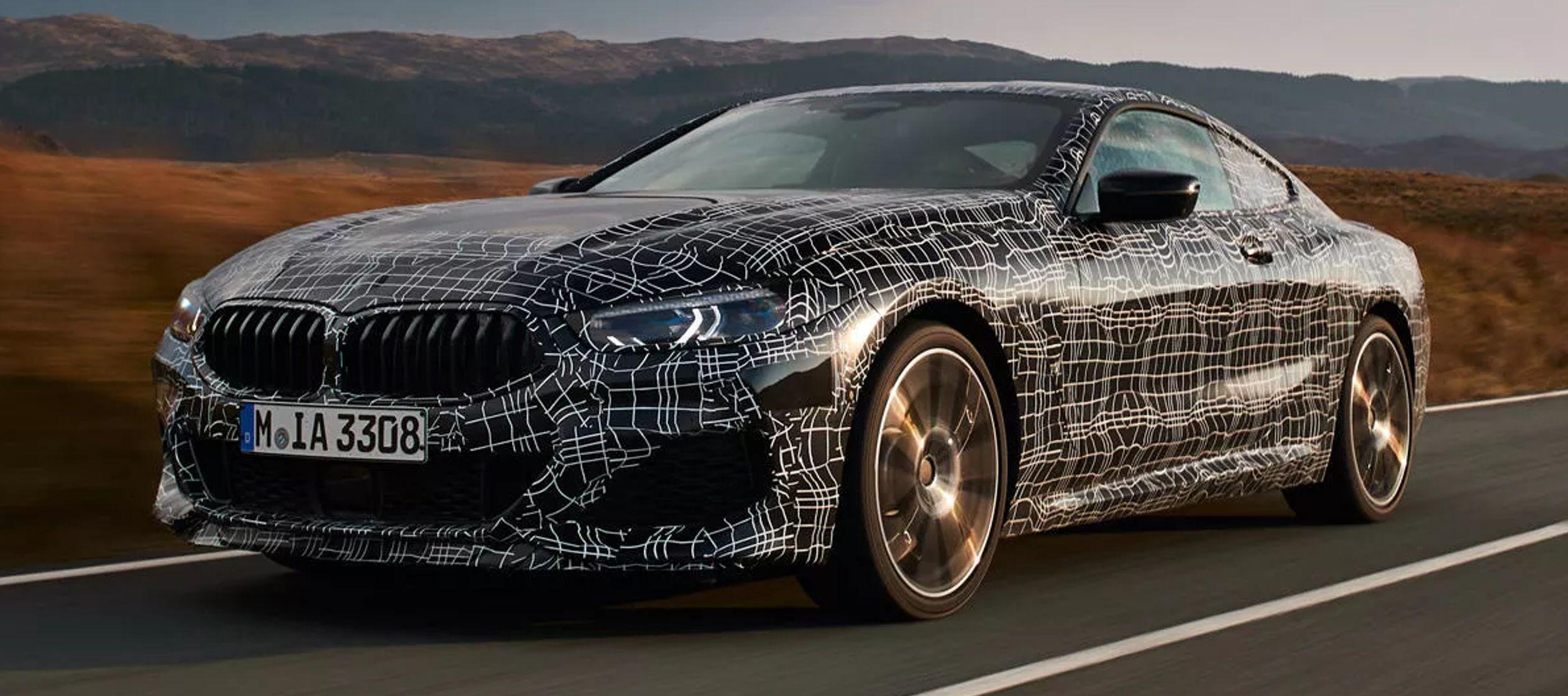 La puesta a la venta del BMW M850i xDrive Coupe significa la vuelta de la Serie 8 del fabricante...
