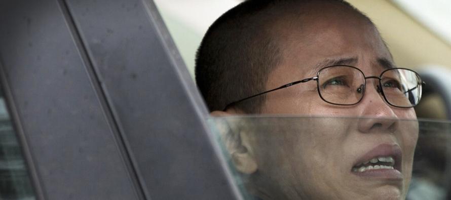 Fuentes cercanas a Liu Xia, de 57 años, también confirmaron que la poetisa acaba de...