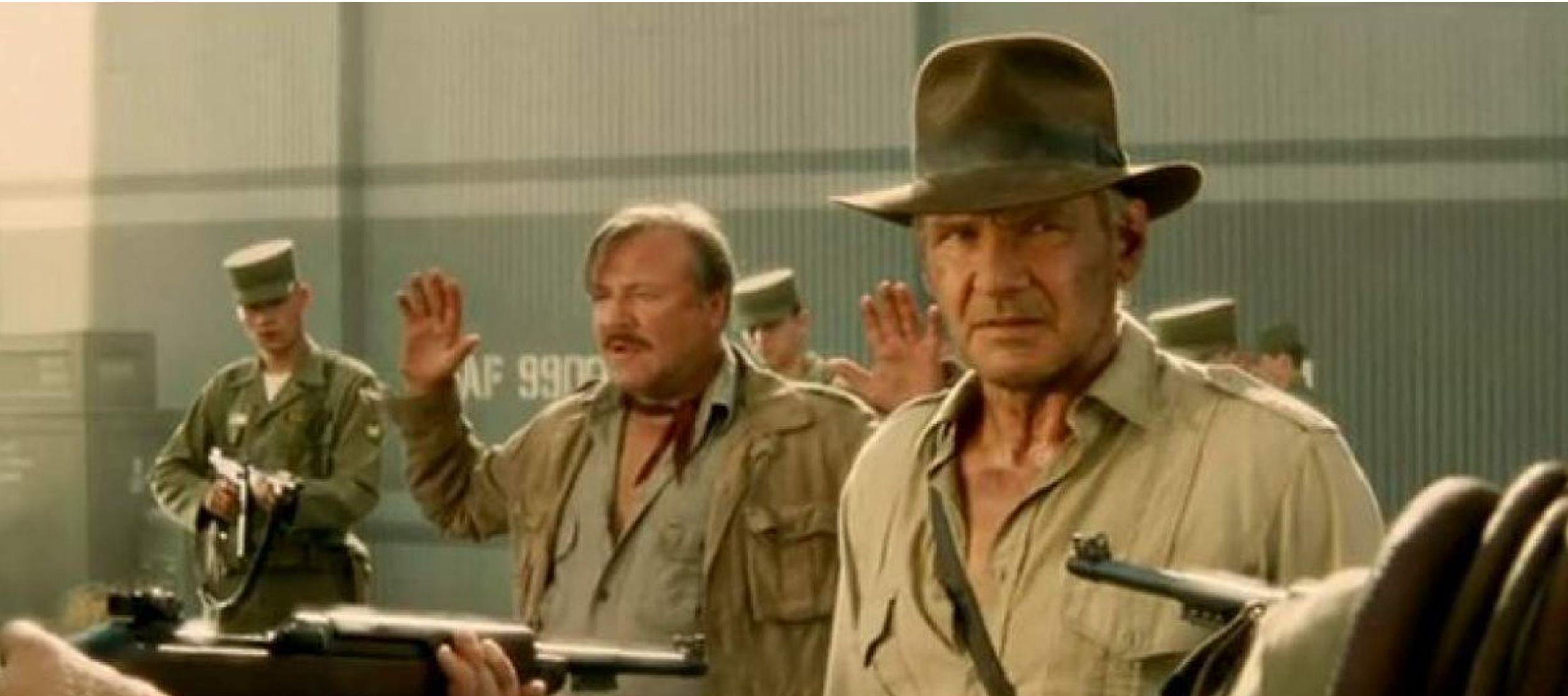 En marzo de 2016, Disney anunció que Steven Spielberg y Harrison Ford unirían sus...