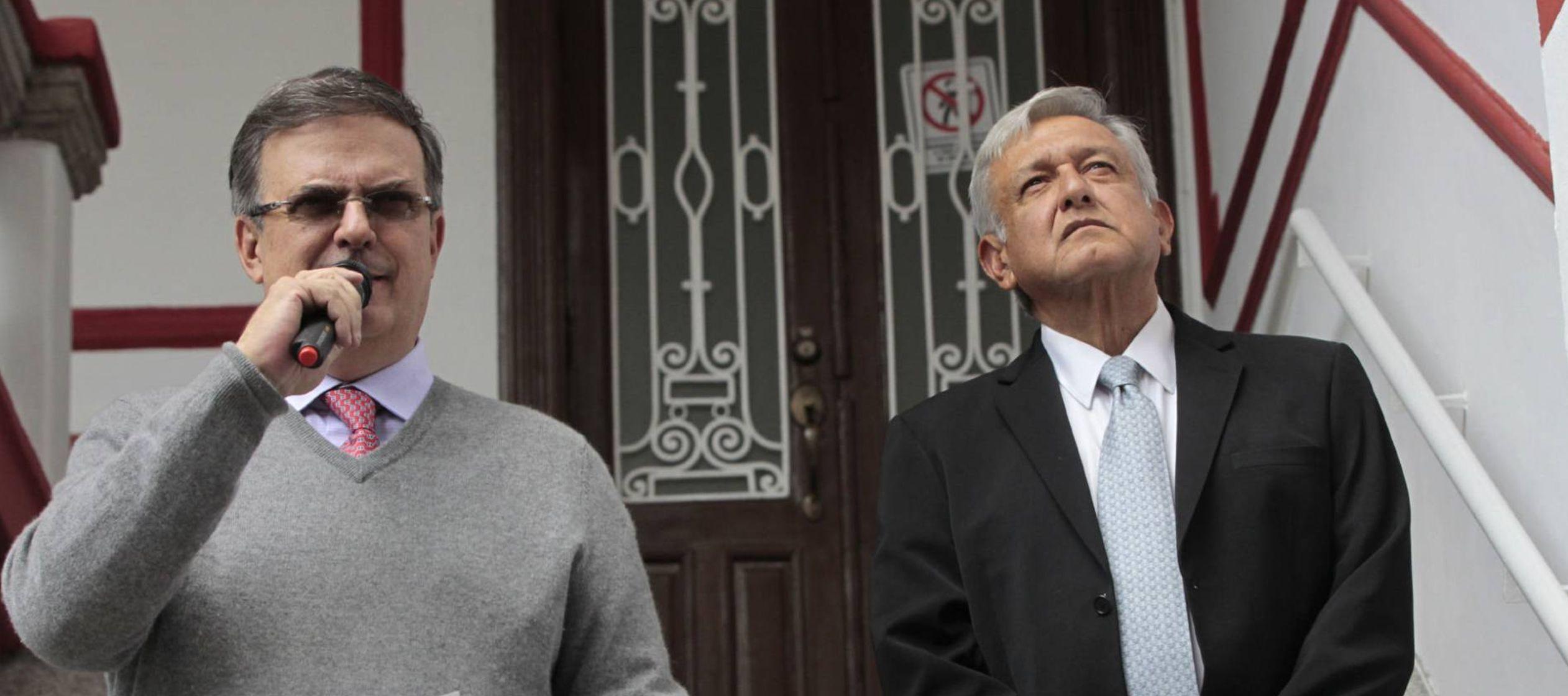 López Obrador ha lanzado a Washington un nuevo guiño de buena fe desde los...