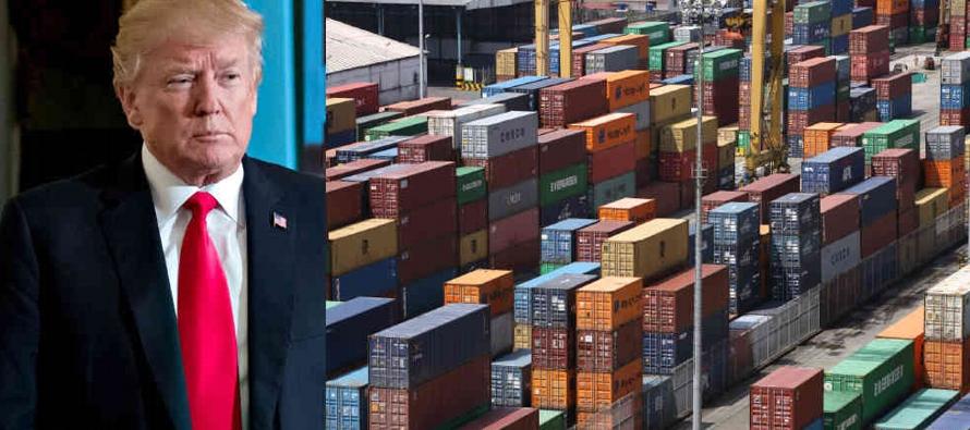 El anuncio de EU de que aplicará aranceles a productos importados de China por valor de...