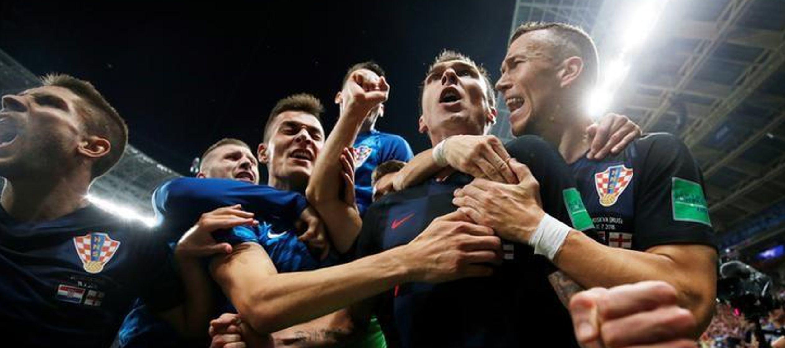 Croacia había mostrado una imagen totalmente desdibujada en la primera parte, pero en el...