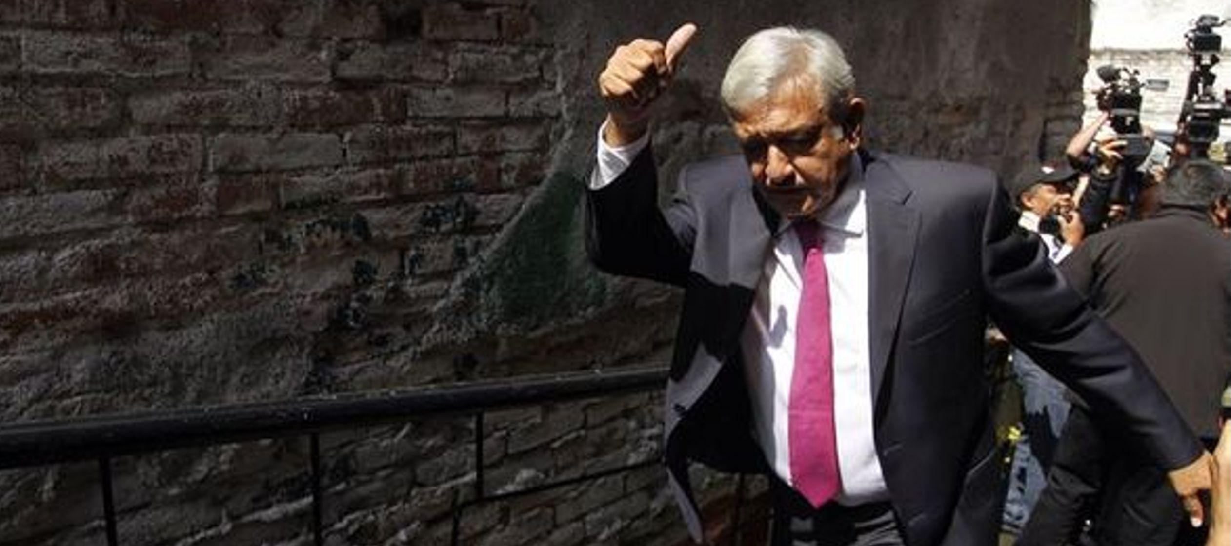 En rueda de prensa, López Obrador anunció una serie de leyes que, en esencia, cumplen...