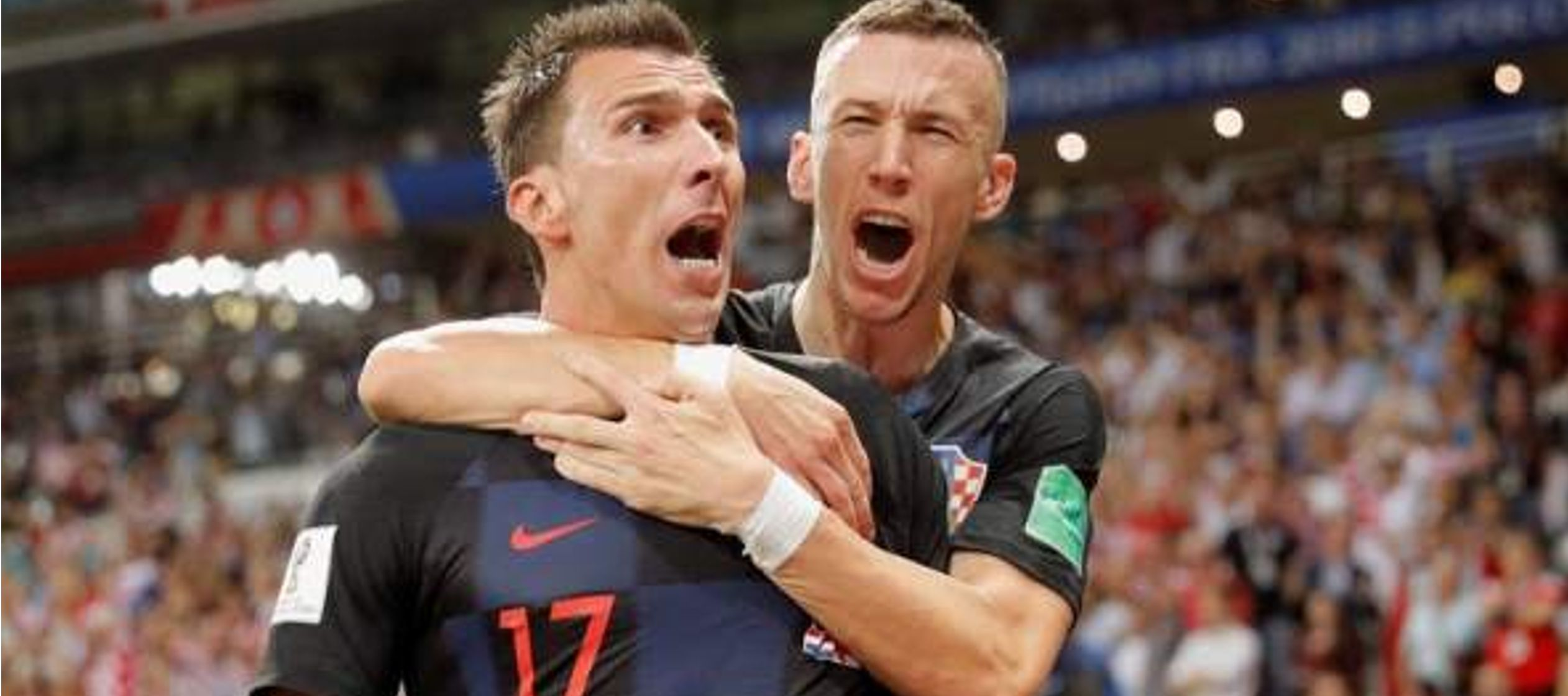 Croacia se ha convertido en la primera selección en la historia de la Copa del Mundo que...