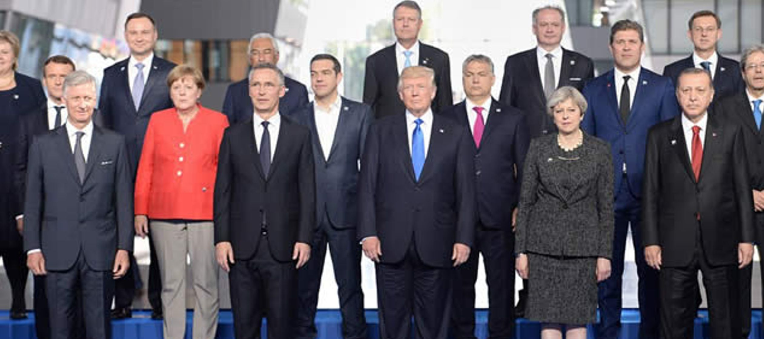 Para el secretario general, las fricciones transatlánticas no han sido un impedimento para...