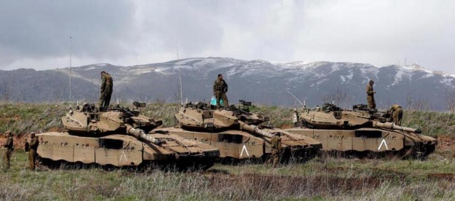 """""""Durante la noche (miércoles), el Ejército atacó tres puestos militares..."""