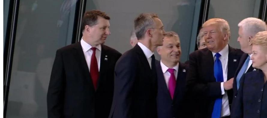 """""""Todos los aliados acordaron redoblar sus esfuerzos. Y esto hará a la OTAN más..."""
