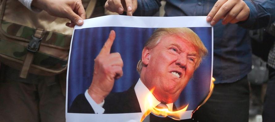 Las declaraciones de Trump ocurrieron mientras su gobierno presionaba a los países europeos...