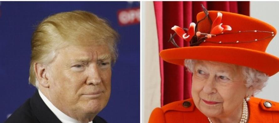 El hecho de que la reina, de 92 años, es una de las mujeres más admiradas del mundo,...