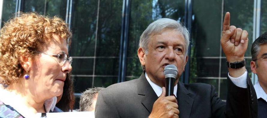Tras casi 12 años de un combate a sangre y fuego contra el narco, el plan de López...