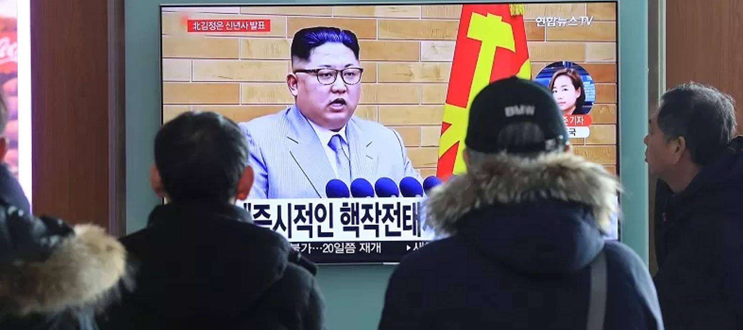 Sin embargo, según Nauert, mediado el día de hoy, los norcoreanos...
