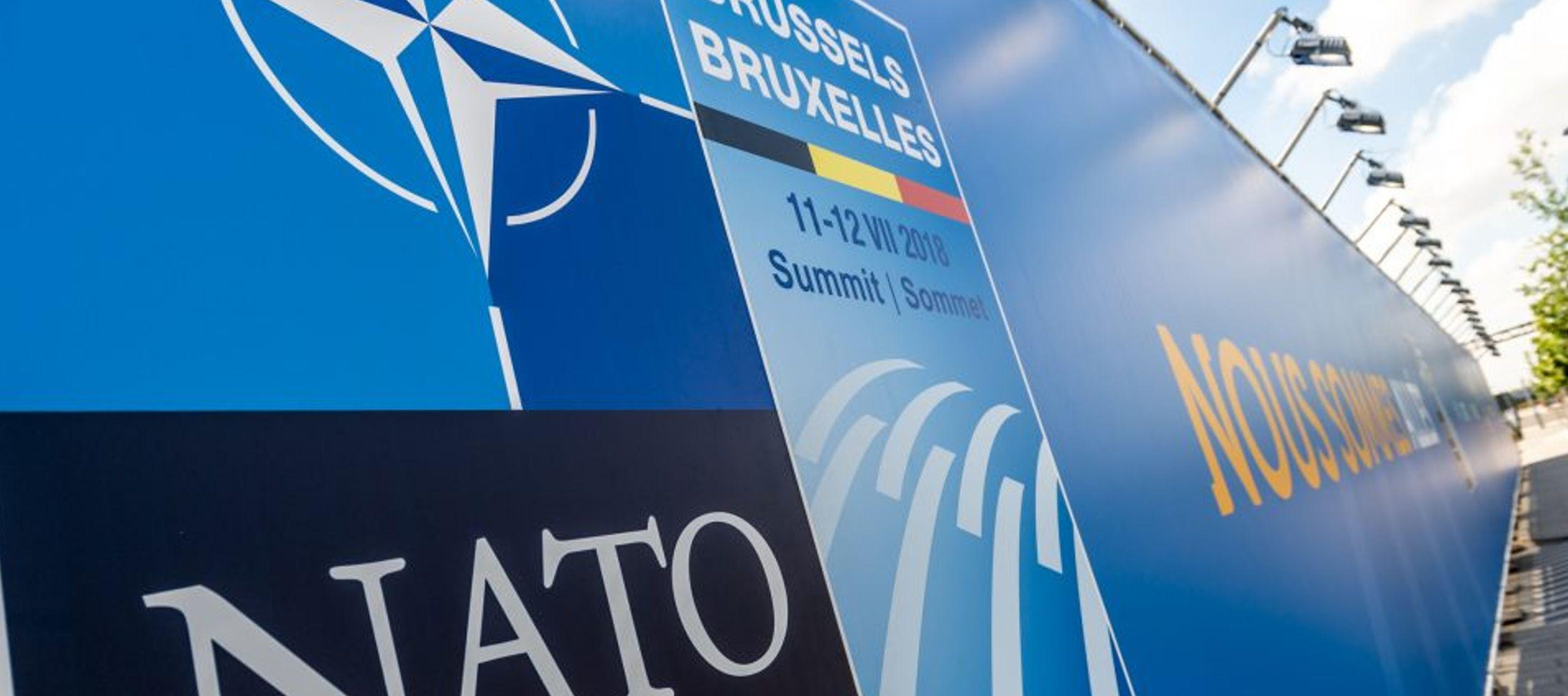 La OTAN sigue cumpliendo una función fundamental que es garantizar la integridad territorial...